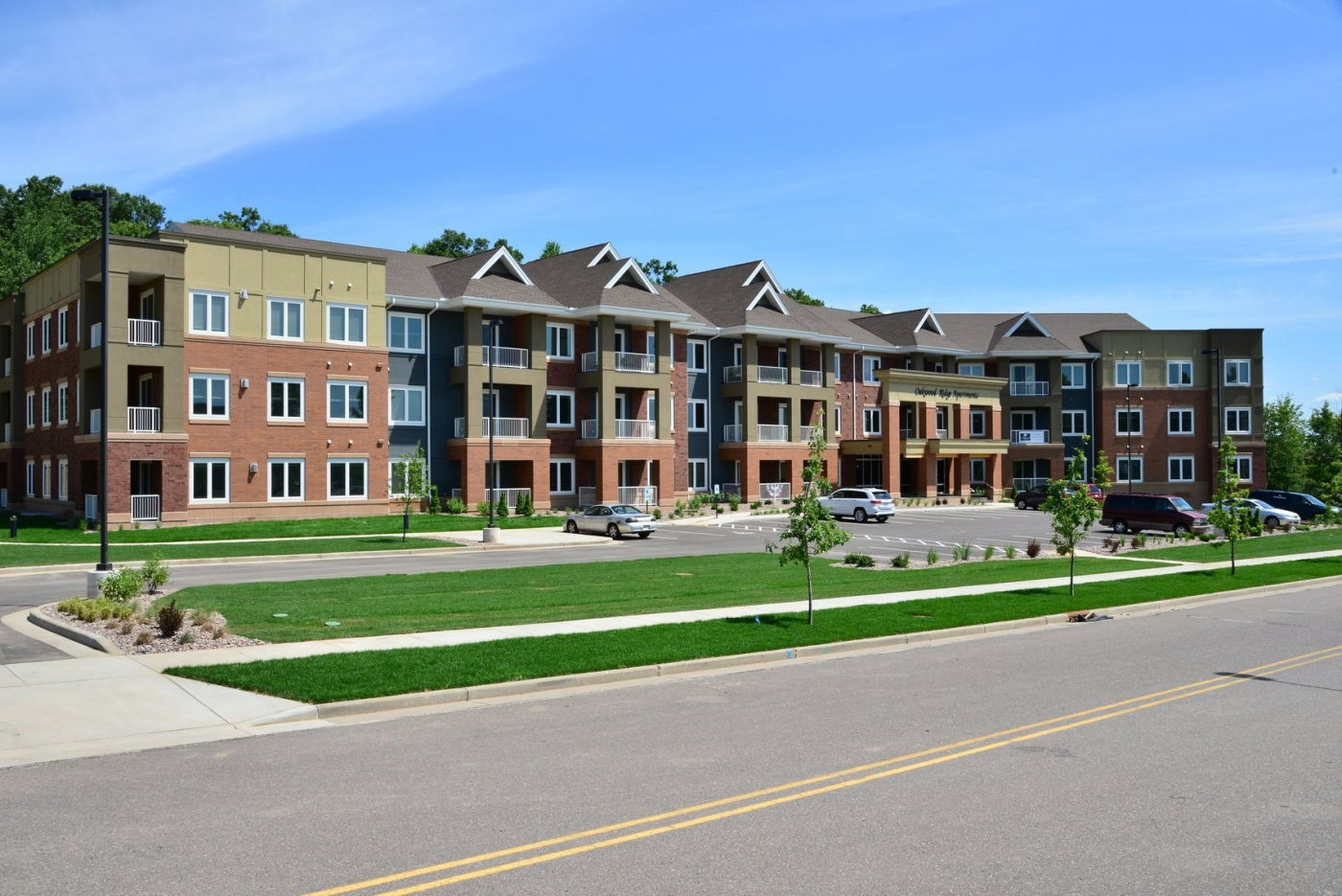 Oakwood Ridge Apartments